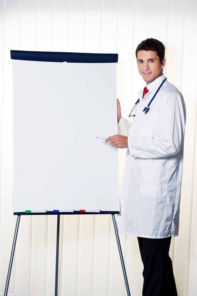 Bei einem Coaching für Ärzte lernt man viel über sich selbst und den Umgang mit Patienten